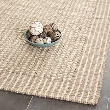 Mini Pebble Wool Jute Rug Jute Rug 8 10 Sale Roselawnlutheran