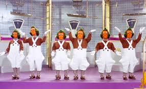 Oompa Loompa Costume History Project Presentation Creating Own Empire By