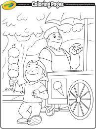 ice cream excitement crayola ca