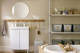 organized bathrooms clean and clutter free apartment therapy