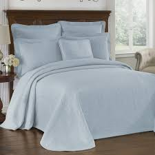 Coverlets For King Size Bed Bedroom Fascinating Matelasse Bedspread For Bed Covering Idea