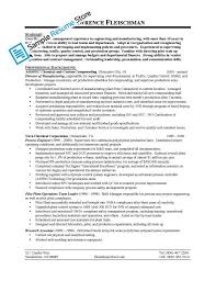 Resume Sample Quality Assurance Manager by Sample Resume Quality Control Manager Virtren Com