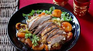 goose recipes try an easy goose recipe with dried apricots