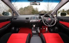 2007 Civic Si Interior 07 Honda Civic Type R Interior Conversion 8th Generation Honda