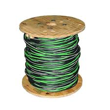 Southwire In Wall Digital 7 by Southwire 500 Ft 2 2 2 4 Black Stranded Al Use Mhf Cable 28712801
