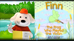storytime pup children u0027s book read aloud finn the frog who