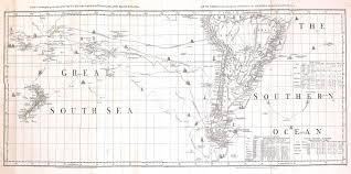 South America Map Islands by Atlas Of North America Thomas Jefferys 1776 U2013 L Brown Collection
