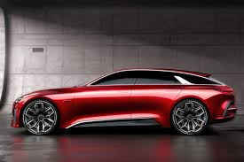 kia proceed concept shooting brake live from frankfurt 2017 by car