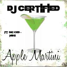 apple martini single dj certified