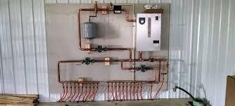 radiant floor heating foam insulation barrier minot nd