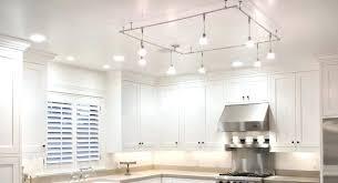 led ceiling track lights led kitchen track lighting fixtures led kitchen lighting fixtures