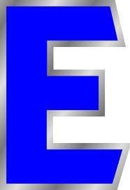 e letter e clip art at clker com vector clip art online royalty