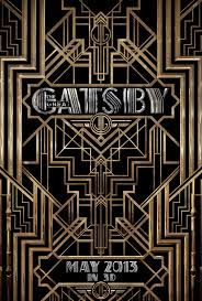 The Great Gatsby Images The Great Gatsby 2013 Film Promotion Fonts In Use