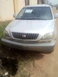 toyota harrier 2005 xmas promo tokunbo lexus rx300 aka toyota harrier suv for sale