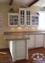 french cottage kitchen flashback open house burlap