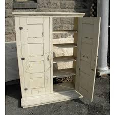 Oak Kitchen Pantry Cabinet Pantry Cabinet Vintage Pantry Cabinet With Antique Cabinets With