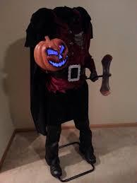 Halloween Costume Headless Man Holding Head Review Cvs Headless Horseman
