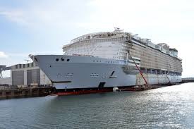 Largest Cruise Ship World U0027s Largest Cruise Ship To Debut Earlier Than Expected