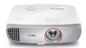 review benq w1210st short throw gaming projector audio visual