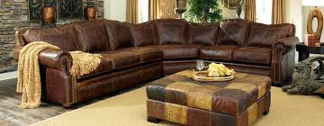 Top Leather Sofas by Oak Furniture Warehouse Amish Usa Made Style Selectionoak
