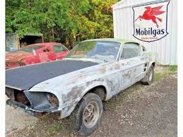 1967 ford mustang fastback project for sale 1967 ford mustang for sale on classiccars com 122 available page 2