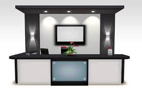 Reception Office Desk Second Marketplace Modern Office Furniture Paragon