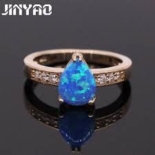 Teardrop Wedding Ring by Compare Prices On Opal Teardrop Ring Online Shopping Buy Low