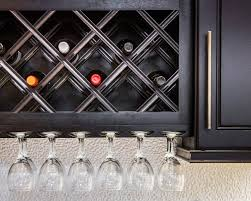 kitchen cabinet wine rack ideas brilliant kitchen cabinet wine rack intended for 24 best and