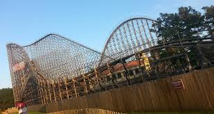 Six Flags Rides Ga Six Flags Ga El Toro Back And Side View By Seikozoorhess On