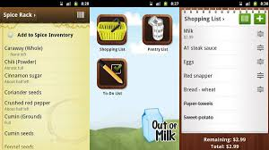 Pantry Inventory Spreadsheet 10 Apps To Add To Your New Android Phone The Globe And Mail