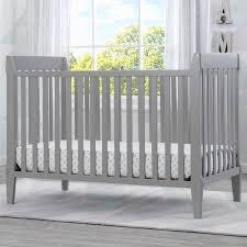 Modern Convertible Crib Serta Mid Century Modern Classic 5 In 1 Convertible Crib Free