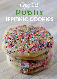 Pillsbury Sugar Cookies Halloween by Copy Cat Publix Sprinkle Cookies Recipe Copy Cats Sprinkles