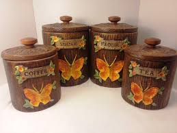 antique kitchen canister sets ceramic kitchen canister sets style goodies