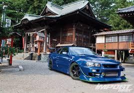 nissan skyline in japan 2002 er34 nissan skyline gt t import tuner magazine