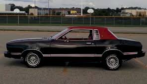 mustang ghia 2 black 1976 ford mustang ii ghia coupe mustangattitude com photo