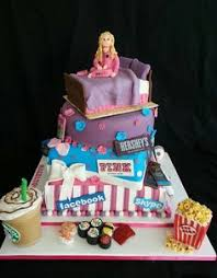 50th birthday cake classy bespoke personalised cake