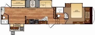 rv bunkhouse floor plans fifth wheel bunkhouse floor plans inspirational wildcat fifth