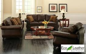 Faux Leather Living Room Set Blue Leather Living Room Set Lifeunscriptedphoto Co