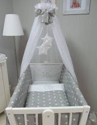 Grey Nursery Bedding Set by The Original Small Wicker Easter Basket For Eggs Gift Basket