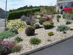 Backyard Gravel Ideas - landscaping ideas using gravel u2013 erikhansen info