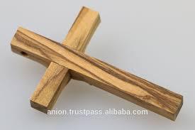 wood crucifix olive wood crucifix small cross buy handmade olive wood cross
