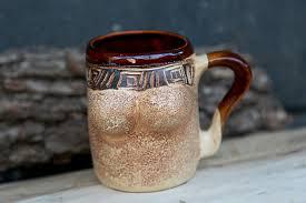 mens gift of men teacup coffee cup coffee mug tea cup shabby