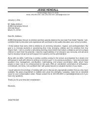 cover letter teacher assistant cover letter for teaching