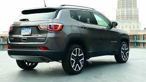 jeep interior 2017 jeep compass interior exterior and offroad youtube