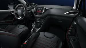 peugeot jeep interior plus ça change facelift time for peugeot 208 2015 by car magazine