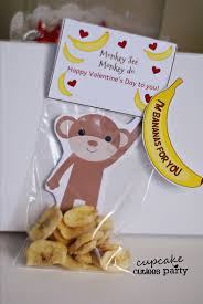 cupcake cutiees monkey love valentine card diy party store