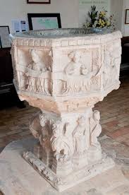 baptismal fonts font definition illustrated dictionary of churches
