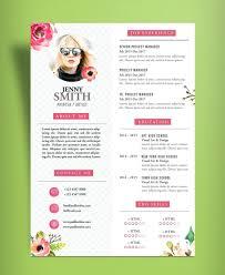 artsy resume templates resume artsy resume templates