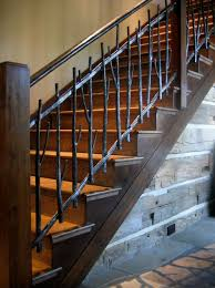 Metal Banister Rail Image Result For Interior Metal Hand Railing My Home Pinterest
