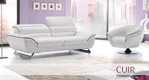 magasin de canapé cuir magasin canapés en cuir essonne 91 meubles loison